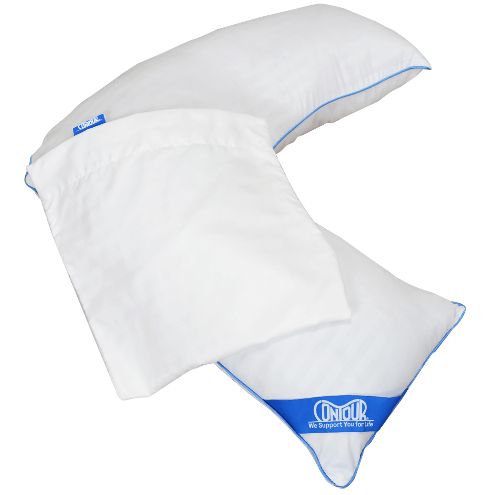 Contour L Pillow Case