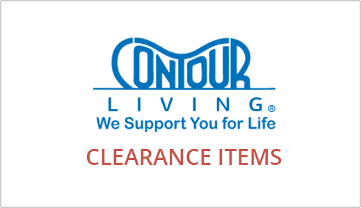 Shop Contour Clearance & Discounted Comfort and Support Items, Shop Now!