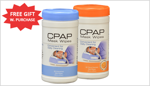 Contour CPAP Mask Wipes Scented & Citrus - Buy Two Get One Free. Shop Now