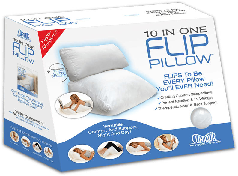 Contour Product Flip Pillow At Your Local Bed Bath Amp Beyond