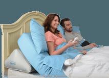 Mattress Genie Adjustabled Bed Wedge Starts at $129.95